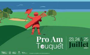 Compétition Pro Am du Touquet - Open Golf Club