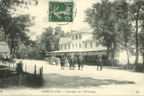 Le-Touquet-Paris-Plage, jewel of the Opale Coast
