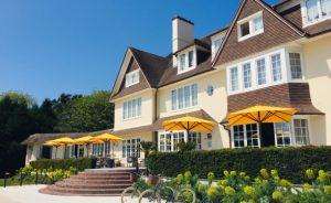 Le Manoir Hôtel ouvre ses portes dès le vendredi 7 Mai 2021 - Open Golf Club